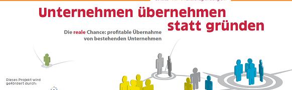 Don. 30.05.13: Seminar Konfliktfreie Unternehmensübernahme durch erfolgreiche Kommunikation