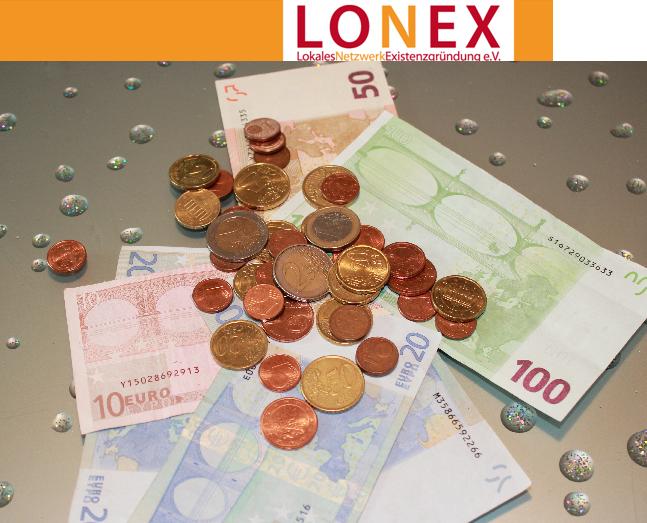 Lonex Stammtisch Geld