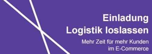 Logstik für Online-Shops und E-Commerce